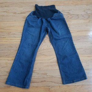 Two Hearts Maturity Jeans sz L